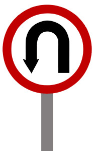 Do you take creative U-turns?